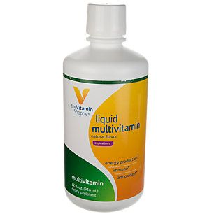 Buy Liquid Multivitamin (32 Fluid Ounces Liquid) from the Vitamin Shoppe. Where you can buy Liquid Multivitamin and other products? Buy at at a discount price at the Vitamin Shoppe online store. Order today and get free shipping on Liquid Multivitamin (UPC:766536033362)(with orders over $35).