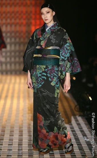 jotaro saito kimono collection