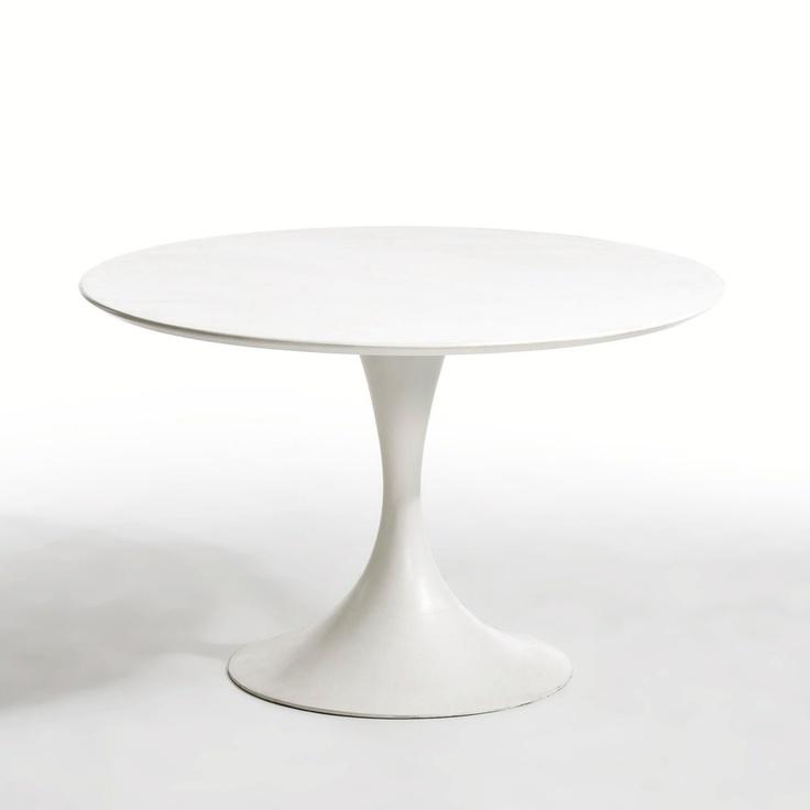 17 meilleures id es propos de table ronde blanche sur for Petite table ronde blanche