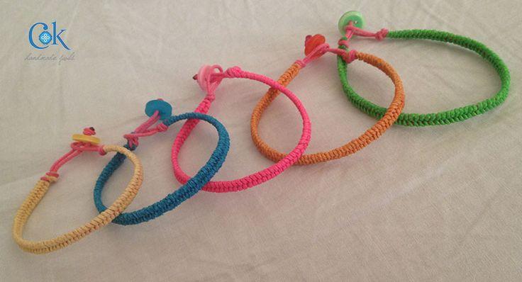Monochrome fishbone bracelets (118)