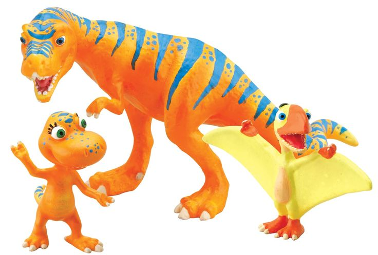 Get Ready For Kindergarten Month with Dinosaur Train Huge Prize ...
