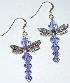 Swarovski Crystal Tanzanite Violet Purple by BestBuyDesigns, $10.00
