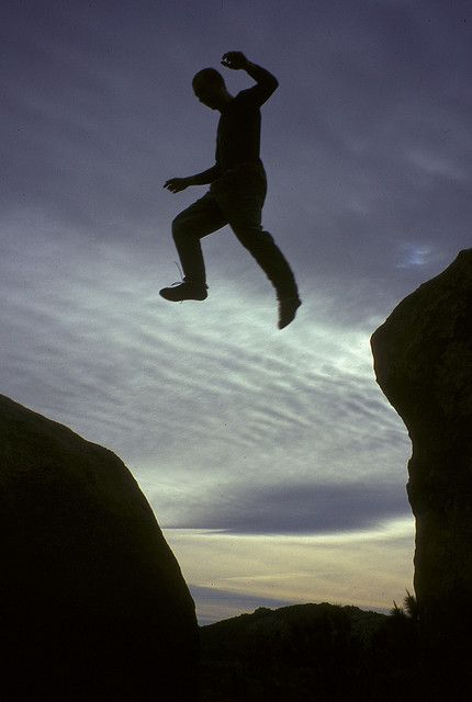 Balancing on the Invisible   Flickr: Intercambio de fotos