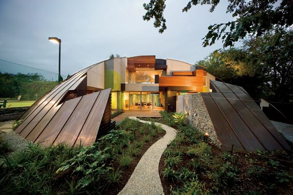 dome house: Charles Ryan, Houses, House Design, Dome Homes, Dream, Dome House, Domehouse, Mcbride Charles, Architecture