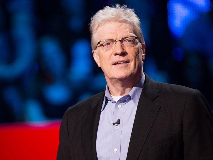 Ken Robinson: Com fer sortir l'educació de la vall de la mort | Video on TED.comKen Robinson defineix 3 principis crucials per al cultiu de la ment humana… i cóm la cultura de l'educació actual hi actua en contra. En una exposició divertida i estimulant, ens parla de com fer sortir l'educació de la vall de la mort en què es troba i com nodrir les generacions més joves d'un ambient de possibilitat.
