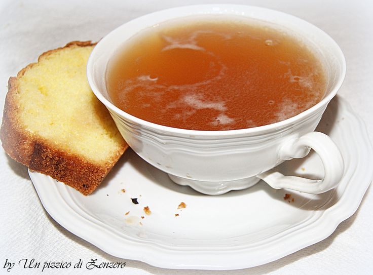 Plum cake alle mandorle - almond plumcake