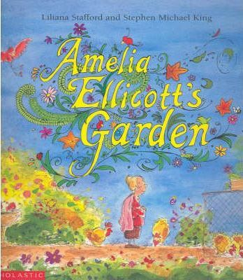 Amelia Ellicott lives with her cat Mustafah, next door to a block of flats. She is proud of her garden and her chickens, but she has no one to share them with ...Until one day a storm destroys it all and Amelia discovers the value of friendship. Popular award-winner Stephen Michael King has illustrated Liliana Stafford's appealing story with characteristic warmth and charm.