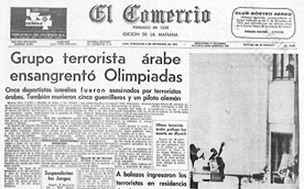 La masacre de Múnich 72: cuando los Juegos Olímpicos se tiñeron de sangre hace 40 años