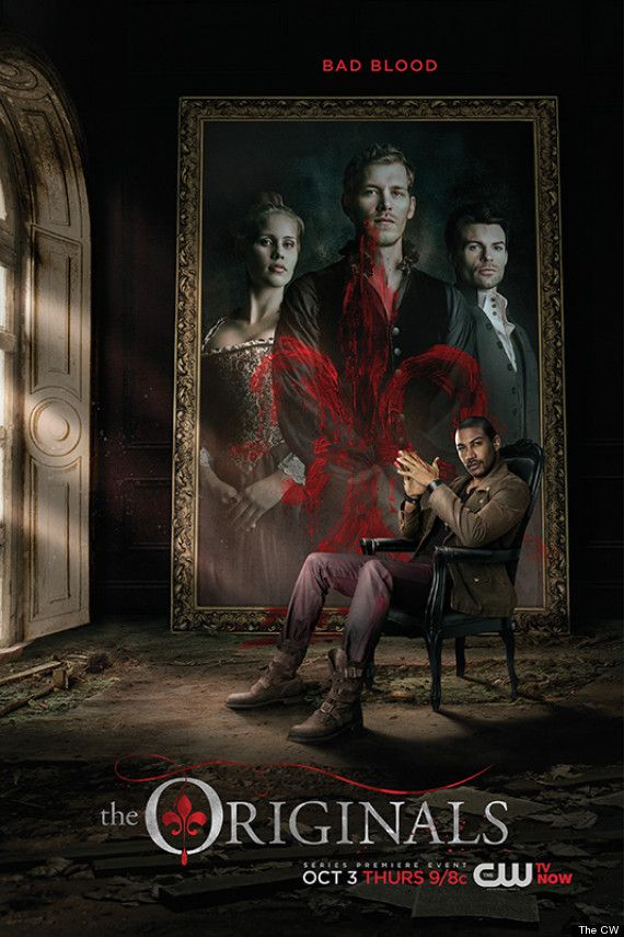 Quite a sexy spin off of the teeny booper Vampire Diaries. So far Im a looving it.