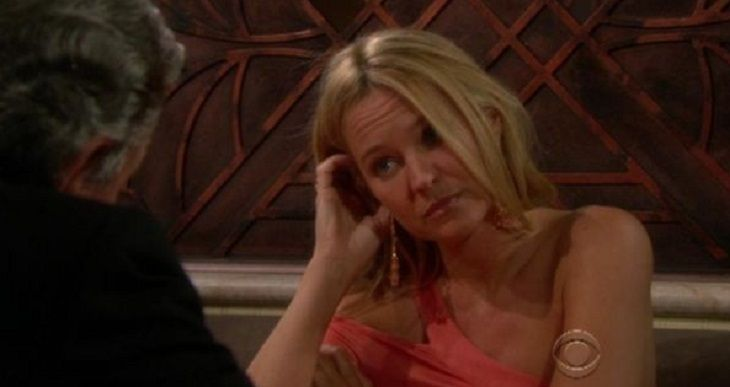 Victor (Eric Braeden) showed his heart again on 'The Young and the Restless'. This time Sharon (Sharon Case) was the beneficiary of the 'Moustache's' compassion. Y&R is smartly writing Braeden's character back to believability and the same is true for Case's alter ego.      In the recent p