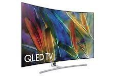"Samsung QN65Q7C 65"" Curved Smart QLED 4K Ultra HD TV HDR New 2017 65Q7C Q LED"