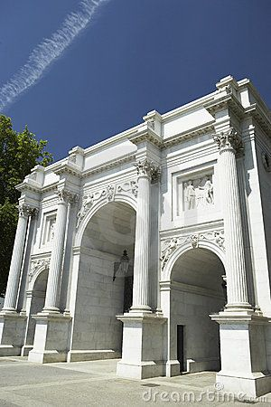 Marble Arch, London, England by Monkey Business Images, via Dreamstime
