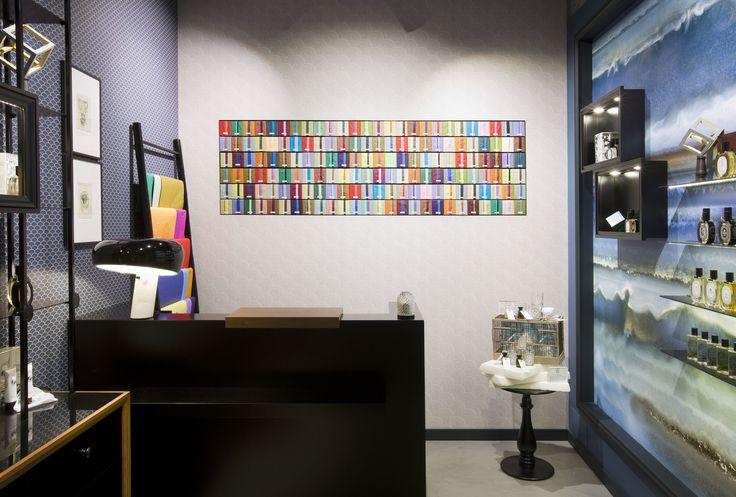 Diptyque, Milan, Italy | retail | design | visual