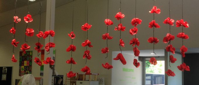 Display: ANZAC Day | madison's library
