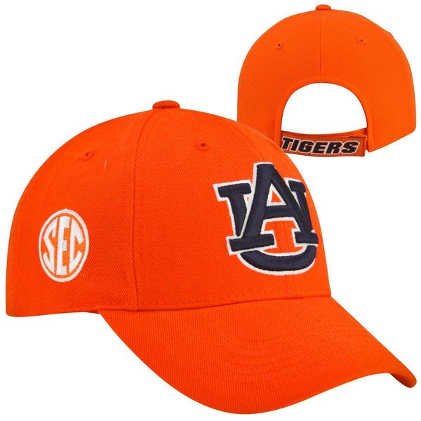 Top of the World Auburn Tigers Triple Conference Adjustable Hat - Orange - $19.99