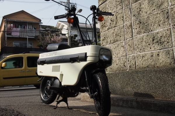 MotoCompo my favorite color too - #japan #Honda