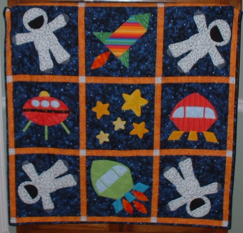 Outer space quilt quilting pinterest quilt patterns for Outer space quilt