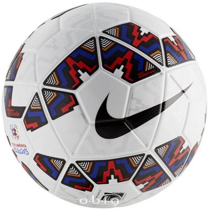 Nike Cachana official match ball of Copa America 2015