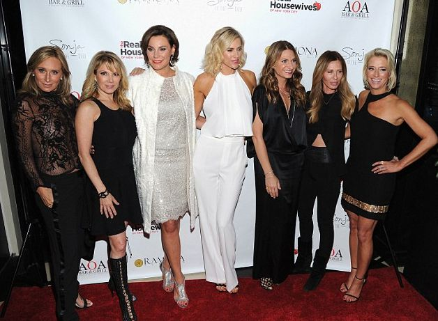 PHOTOS: #RHONY Season 7 Premiere Launch Party - See Pics! ... Come on! Let's hear your thoughts, snarks and please read more at: http://allaboutthetea.com/2015/04/09/rhony-season-7-premiere-launch-party/