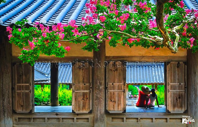 Summer of Byeongsanseowon