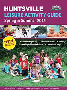 Spring and Summer 2016 Leisure Activity Guide
