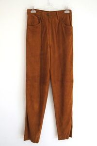 UsedNotConfused — Suede Pants www.usednotconfused.com