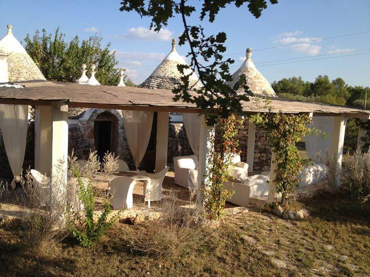 Bekijk deze fantastische advertentie op Airbnb: TRULLO DI CHARME 3 - Villa's te Huur in Ostuni