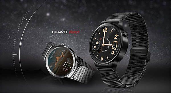 Huawei Watch W1 - smartwatch premium