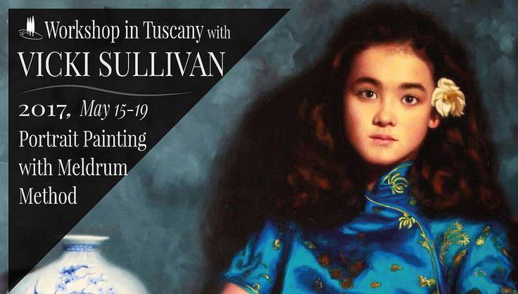 https://flic.kr/p/JT4Xuk | Next May I'm teaching a portrait workshop in Tuscany pm me for details#Tuscanportraitworkshop#VickiSullivan#Sienna#Meldrummethodpaintingworkshop#tonalrealism#masterssecrets#portrait#AustralianPortraitArtist#Rosemarybrushes#muxeo#artstarsmagazine#paintluv# | Tuscan painting workshop with Vicki Sullivan book to secure your place painting-workshop-tuscany.com/