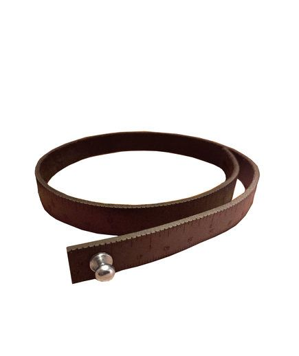 Wrist Ruler Leather Bracelet   They're hanging from the chimney with care, it's time to fill them with these festive and inexpensive treats. See more great gifts for everyone on your list.