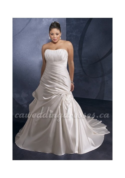 62 best images about wedding gowns on pinterest satin for Corset for wedding dress plus size