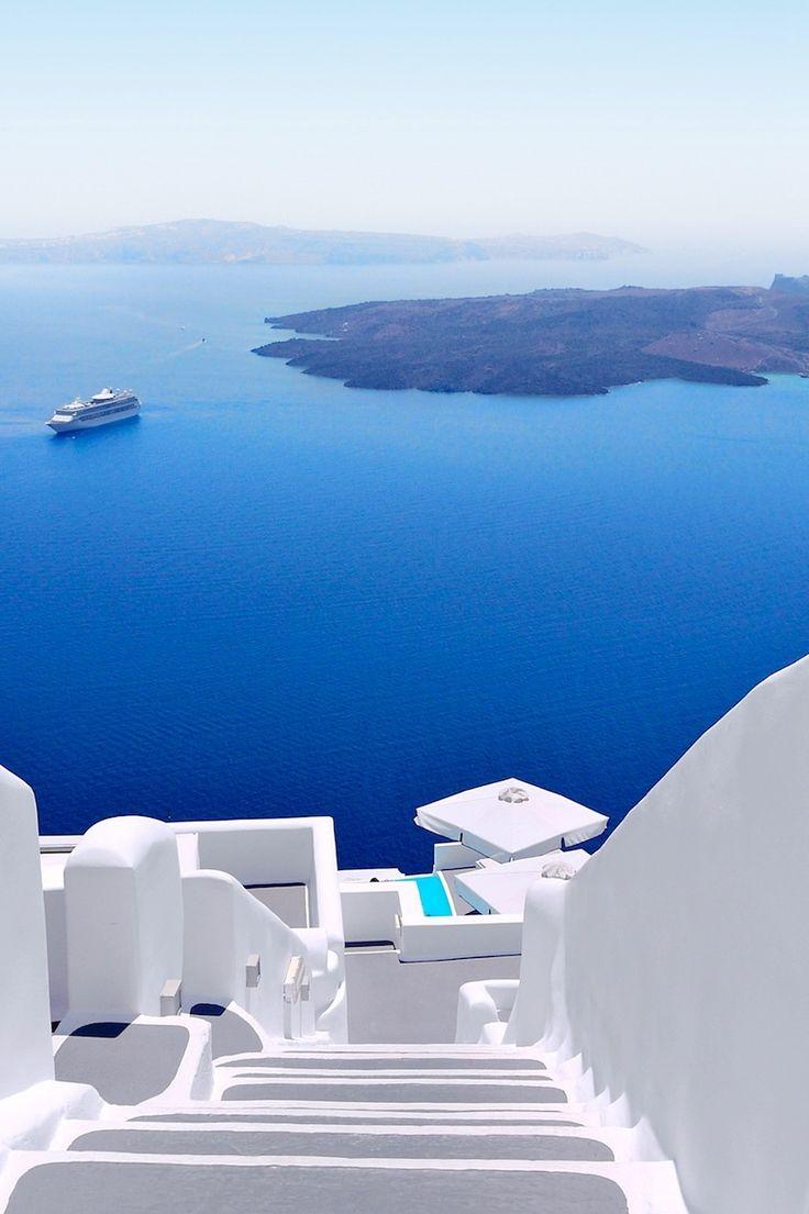 """""""Santorini, Greece   by WorldMarkSP """""""