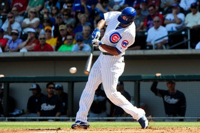 Dexter Fowler, Chicago Cubs, CF