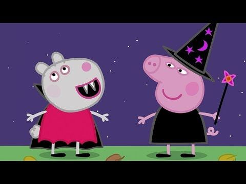 'Halloween' Head, Shoulders, Knees, and Toes (speeding up) - Children's Song - YouTube