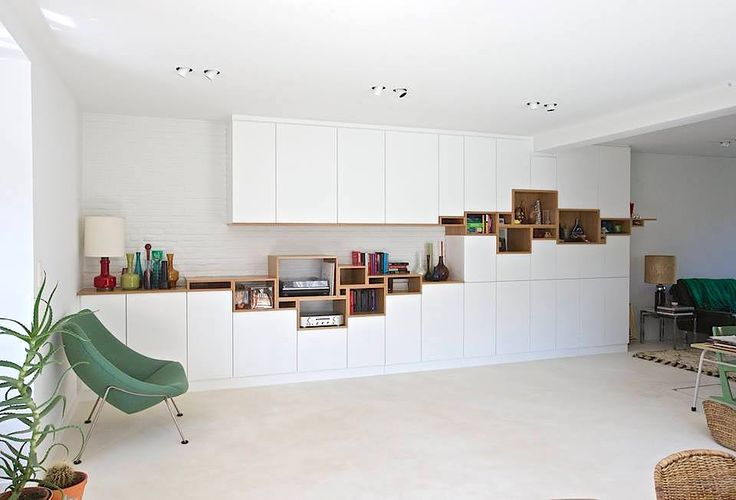 Filip janssens meubelontwerp.jpghttp://design- First seen here: http://design-milk.com/rupture-wall-cabinet-filip-janssens/  Fabulous shelves, etc. Do the white areas open? One cannot have too much storage. XOXOXO