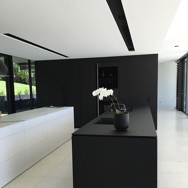 Kitchen by Sarah Waller Design.