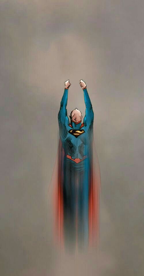 SUPERMAN Art by Jae Lee