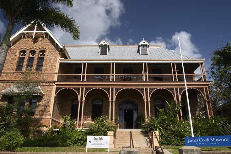 Cooktown Australia - James Cook Museum