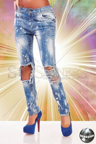 Jeans Ocassion Tasty Sugar Blue