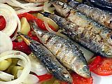 Sardinhas Assadas (Portuguese Charcoal Grilled Sardines) want to try this!