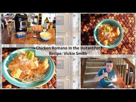 Instant Pot Chicken Romano - YouTube