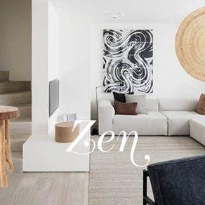 Interieurtrend Zen