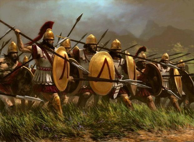 Ο κομπασμός της Αθήνας: Ένας δημαγωγός ρήτορας της αρχαίας Αθήνας καυχιόταν ότι τρεις φορές οι Αθηναίοι αναχαίτισαν τους Σπαρτιάτες στις όχθες του Κηφισού...