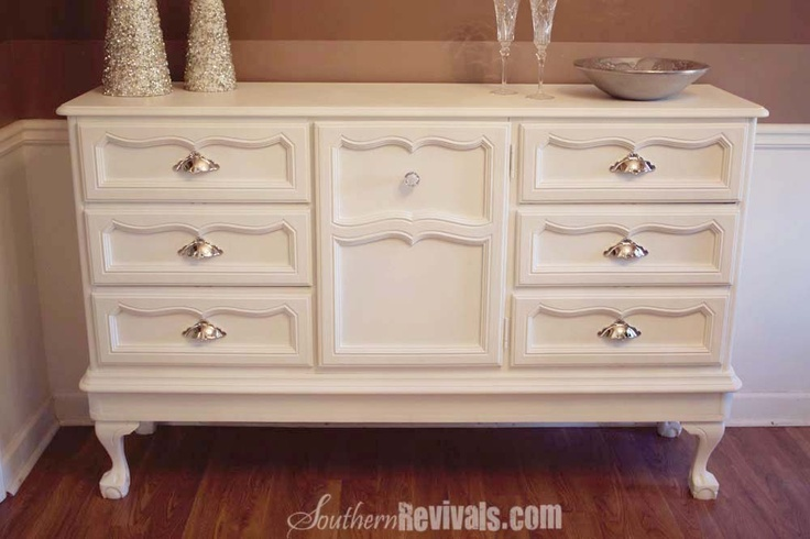 Revived Furniture Dresser Becomes Buffet I Love The