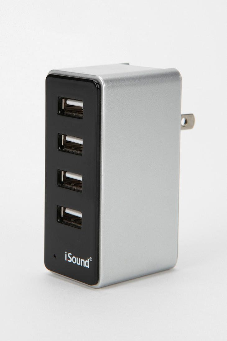 USB Wall Charger for 4