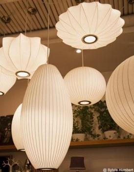 les 25 meilleures id es de la cat gorie lampes en papier sur pinterest lumi re en papier. Black Bedroom Furniture Sets. Home Design Ideas