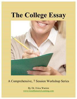 best college application essays