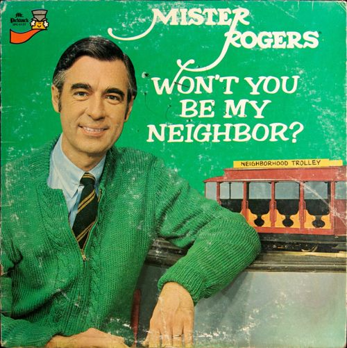 Funny Birthday Quotes For Neighbors: 17 Best Images About Mr. Rogers On Pinterest