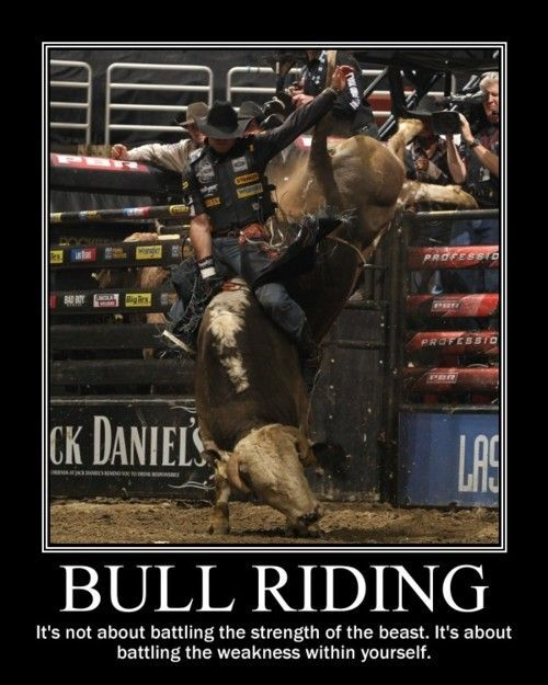 bull riding ride your life Bull rider has 531 ratings and 131 his grandpa, his mom, and his little sister and then theres cam cam doesn't ride bull, he likes to ride skateboard his blending light and deep, and using bull riding and skateboarding to bring the characters to life, bull rider makes for a quick.