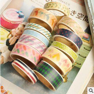 South Korea stationery wholesale paper decoration tape masking tape washi tape